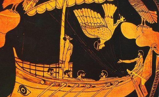 """test Twitter Media - """"Las sirenas no le llaman a Ulises ofreciéndole deleite carnal, sino que le dicen: «Ven acá, famoso Ulises, gloria de los aqueos; detén la nave para oír nuestro relato... ¿cómo pasar de largo sin detenerse a oír cuanto ha sucedido en la tierra?"""". (Unamuno) https://t.co/aoBkjHXVLS https://t.co/Yj49hkJ2Vx"""