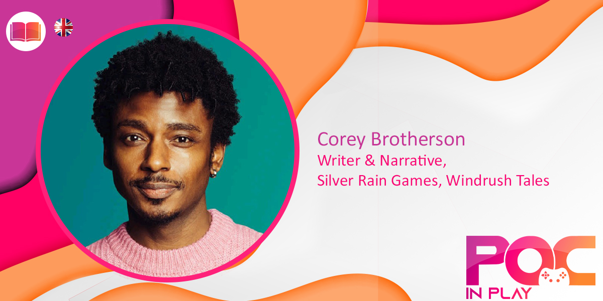 Today's showcase of Black excellence in games continues with another four industry experts ⬇⬇⬇ #POCinPlayTakeover #BHM