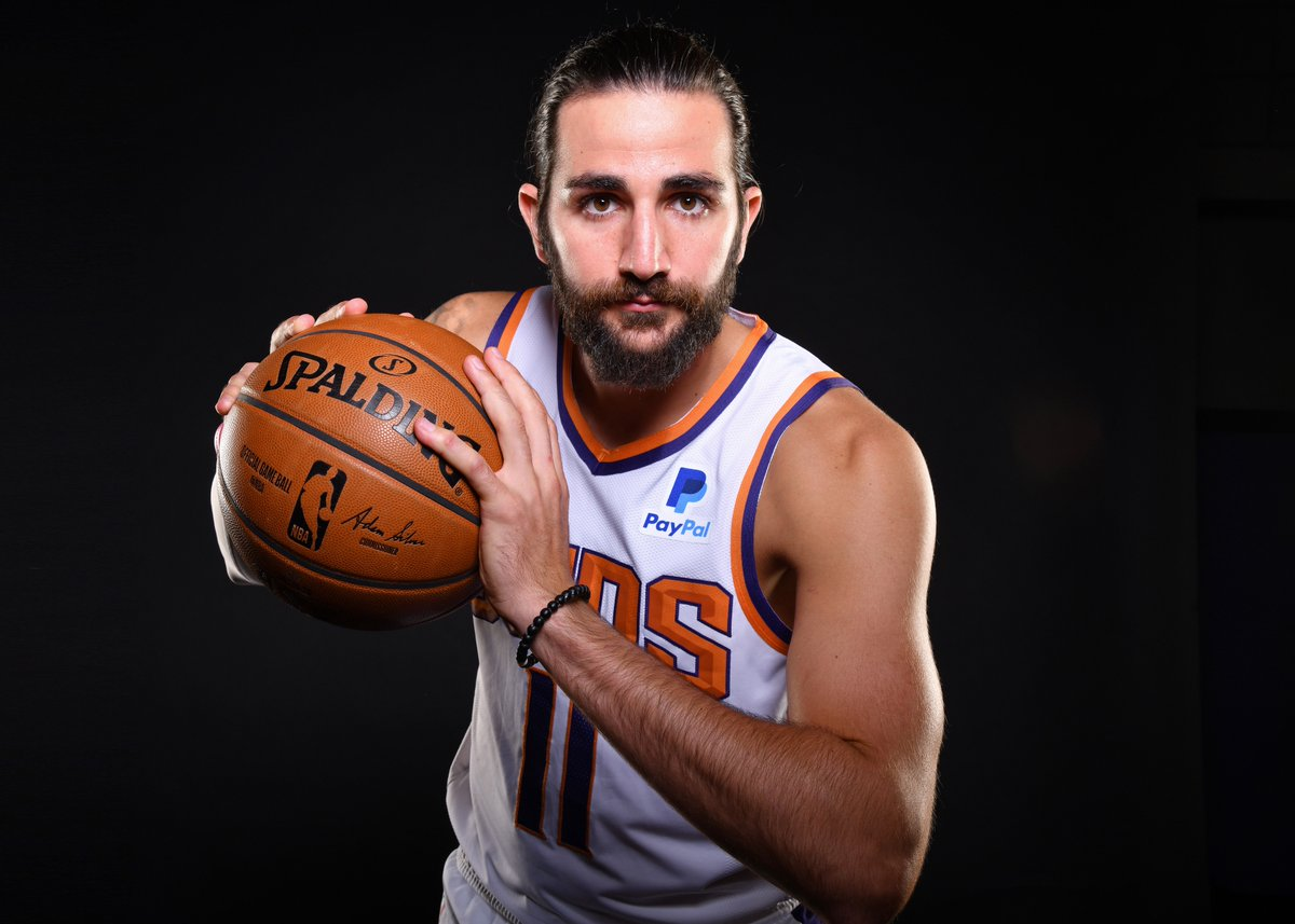 Join us in wishing @rickyrubio9 of the @Suns a HAPPY 30th BIRTHDAY! #NBABDAY