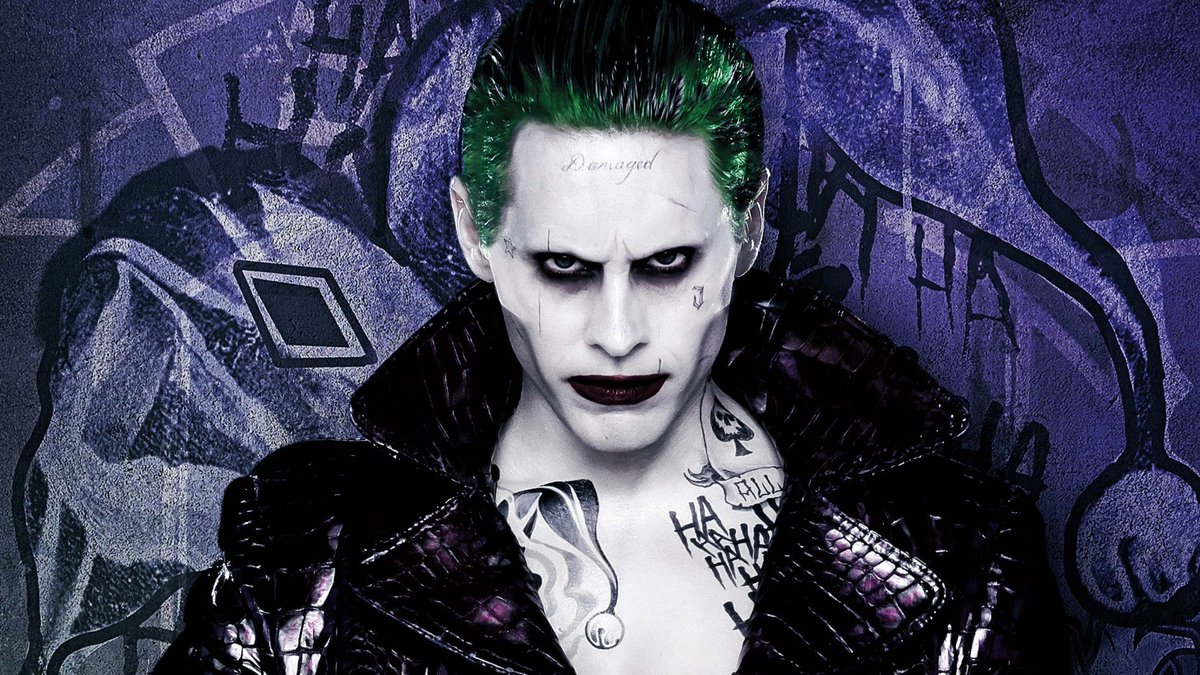Jared Leto will reprise his role as the #Joker for Zack Snyder's #JusticeLeague.  Leto has joined Ben Affleck, Ray Fisher, and Amber Heard in the reshoots for #TheSnyderCut.  via @THR -