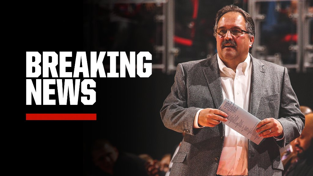 Breaking: Stan Van Gundy has agreed to a deal to become the next coach of the New Orleans Pelicans, sources tell @wojespn and @_Andrew_Lopez.