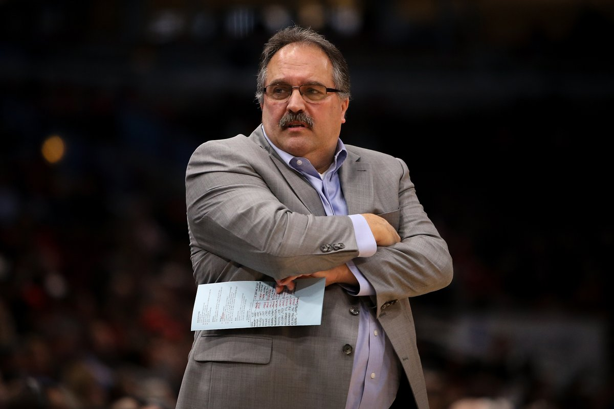 Stan Van Gundy has agreed to a deal to become the next coach of the Pelicans, per @wojespn.