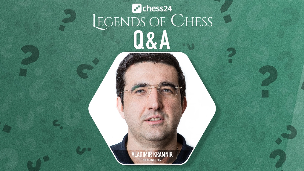 "test Twitter Media - Kramnik: ""I didn't want to show anyone who am I, my main motivation was to learn myself, to understand myself, what am I worth in chess? Am I just a very good player, a very strong player, or maybe I can even try to get a fight with Garry?"" https://t.co/zmLC1ASFkr  #c24live https://t.co/hoJ86CQO2A"