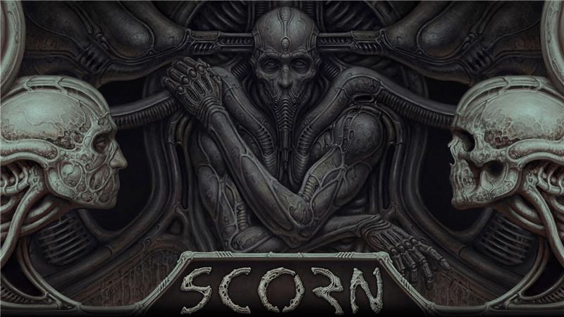 We watched the new Scorn trailer and only had to sleep with a nightlight on for the next 4 days.  Not too shabby if we say so ourselves: