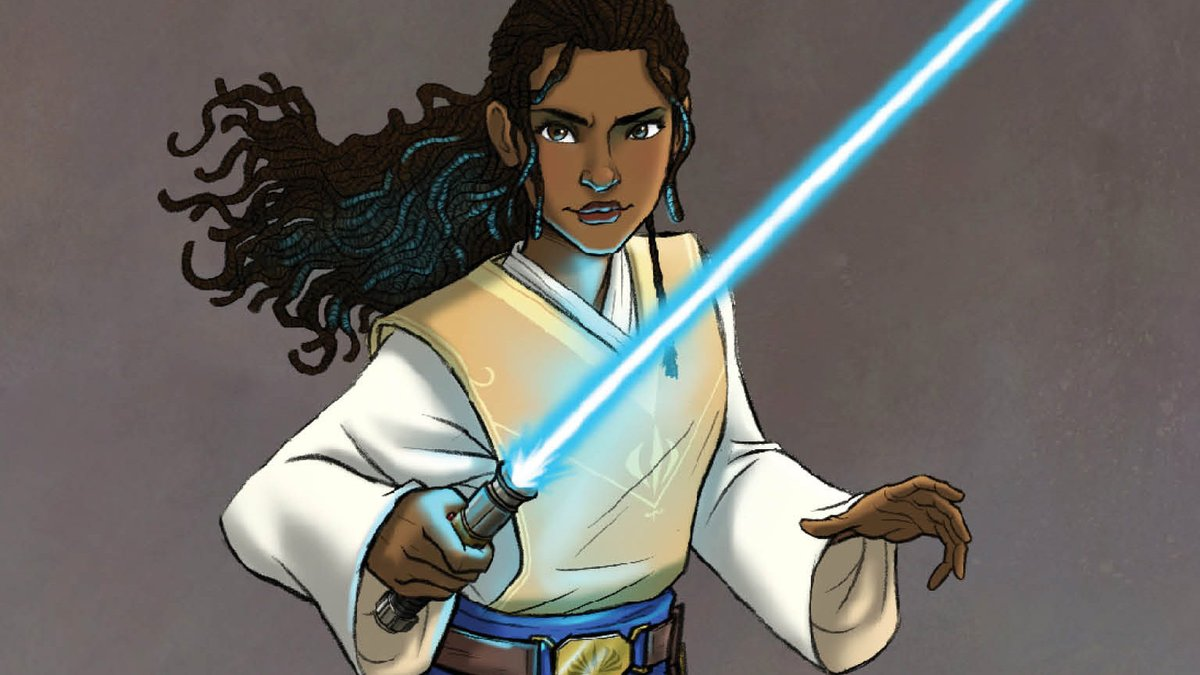 Meet some of the new Padawans from #StarWarsTheHighRepublic: