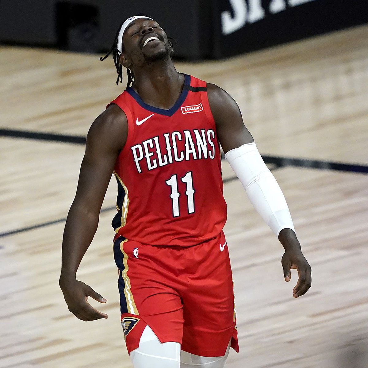 Jrue Holiday is reportedly on the Brooklyn Nets' radar, per @NYPost_Lewis