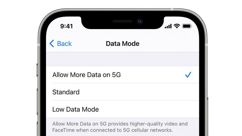 Apple Introduces Option to Download iOS Updates Over 5G on iPhone 12 Models by @rsgnl