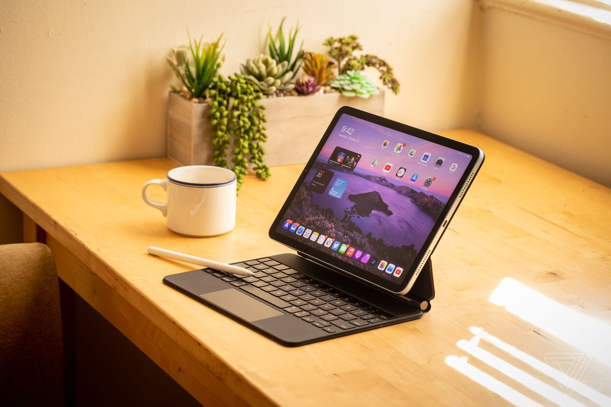 Apple iPad Air (2020) review: take it from the Pro