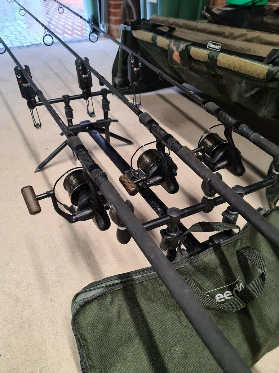 Ad - Carp fishing full <b>Set</b> up On eBay here -->> https://t.co/RAs2Rijesu  #carpfishing h