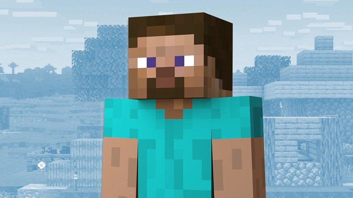Nintendo has patched out Minecraft Steve's unintentionally NSFW victory pose from Super Smash Bros. Ultimate.