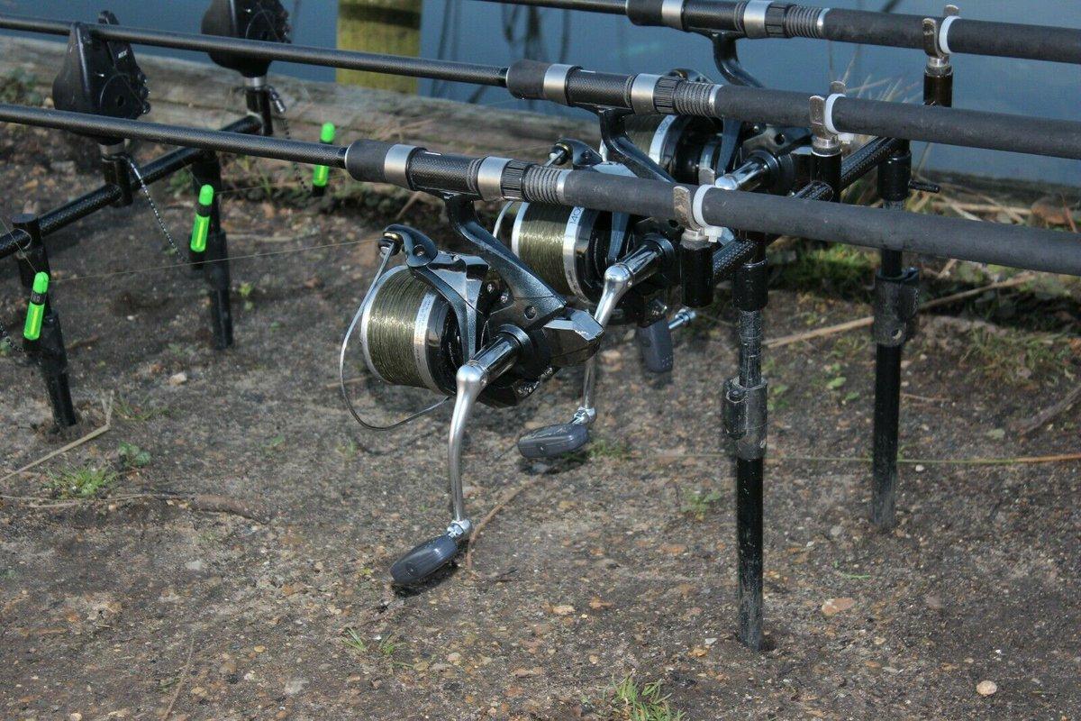 Ad - 3 x Free Spirit Rods - 12ft, 3.5TC On eBay here -->> https://t.co/bvnOjzpmcB  #carpfishin