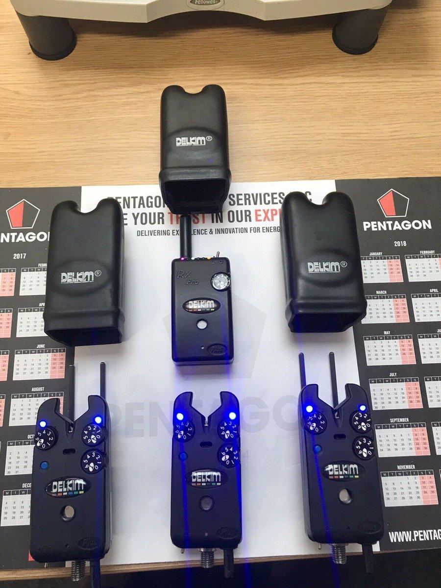 Ad - 3x Delkim TXI Plus & Pro Receiver On eBay here -->> https://t.co/ayeZdR4BOF  #carpfis