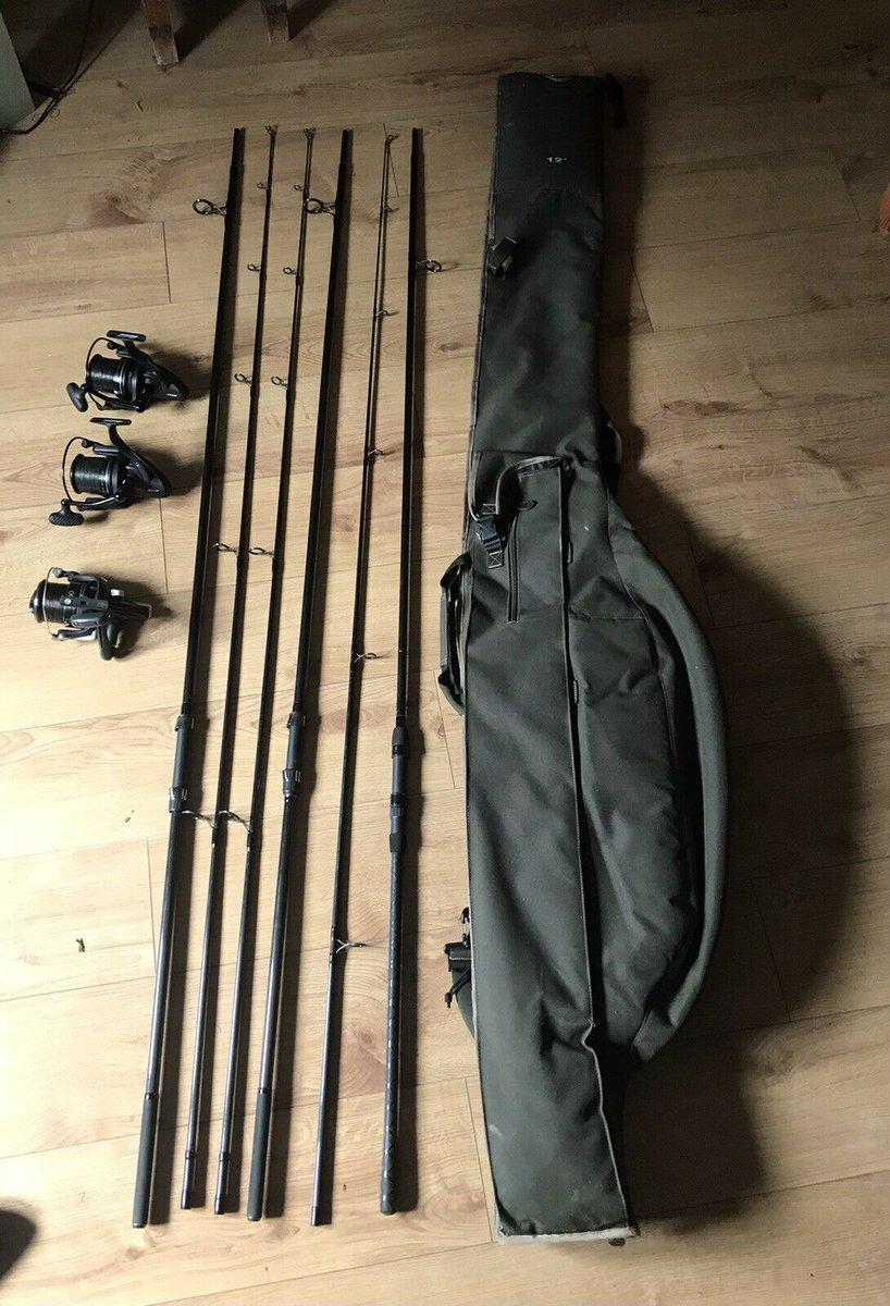 Ad - Carp Fishing Complete Set Up On eBay here -->> https://t.co/4qtyBlKPK0  #carpfishing http