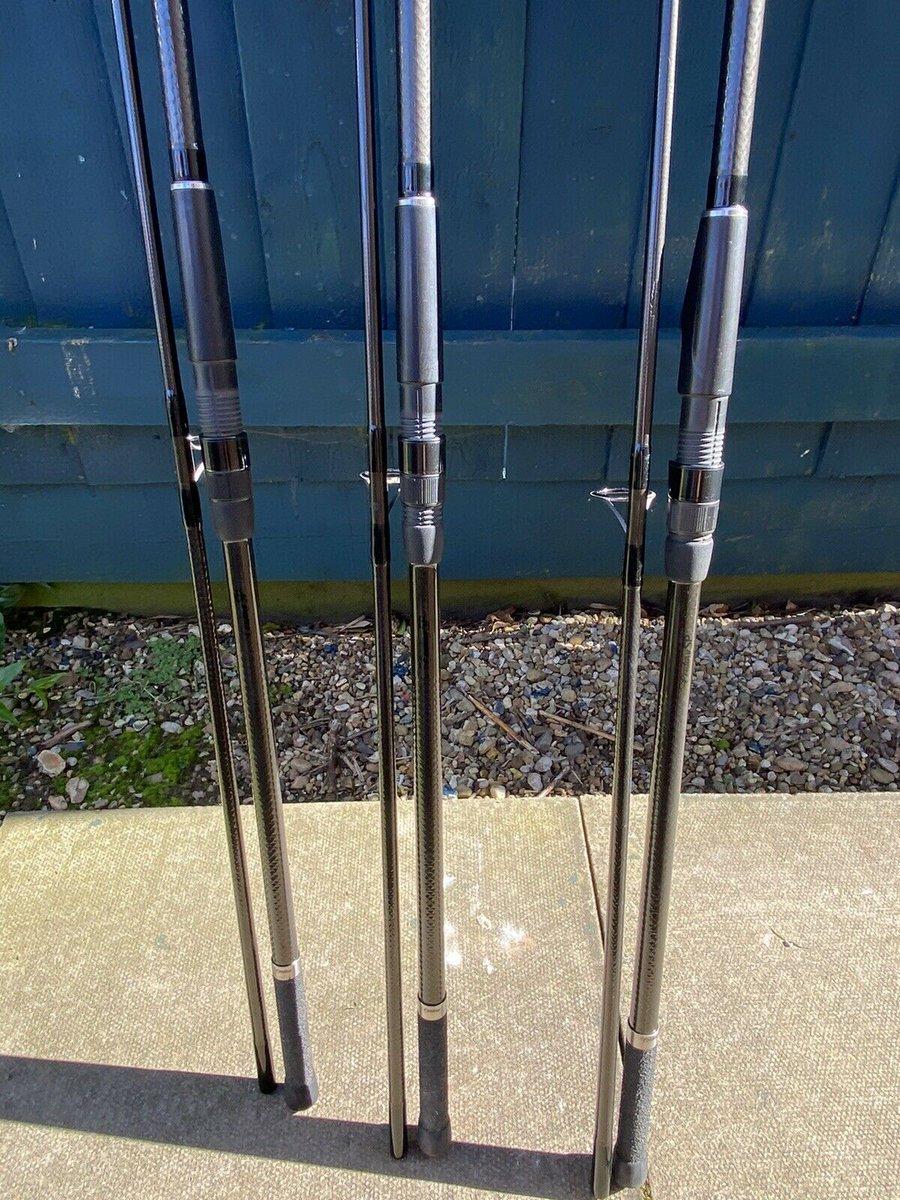 Ad - Century 12ft 3lb SP 50mm Butt Ring Carp Rods X3 On eBay here -->> https://t.co/awrZDGWYgG