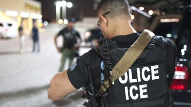 ICE arrests 176 in Operation Rise sanctuary city crackdown
