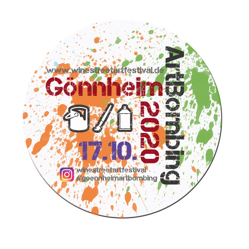test Twitter Media - #goennheim #artbombing Edition No.3 starting today at 2.30pm https://t.co/5MqygV1wBx