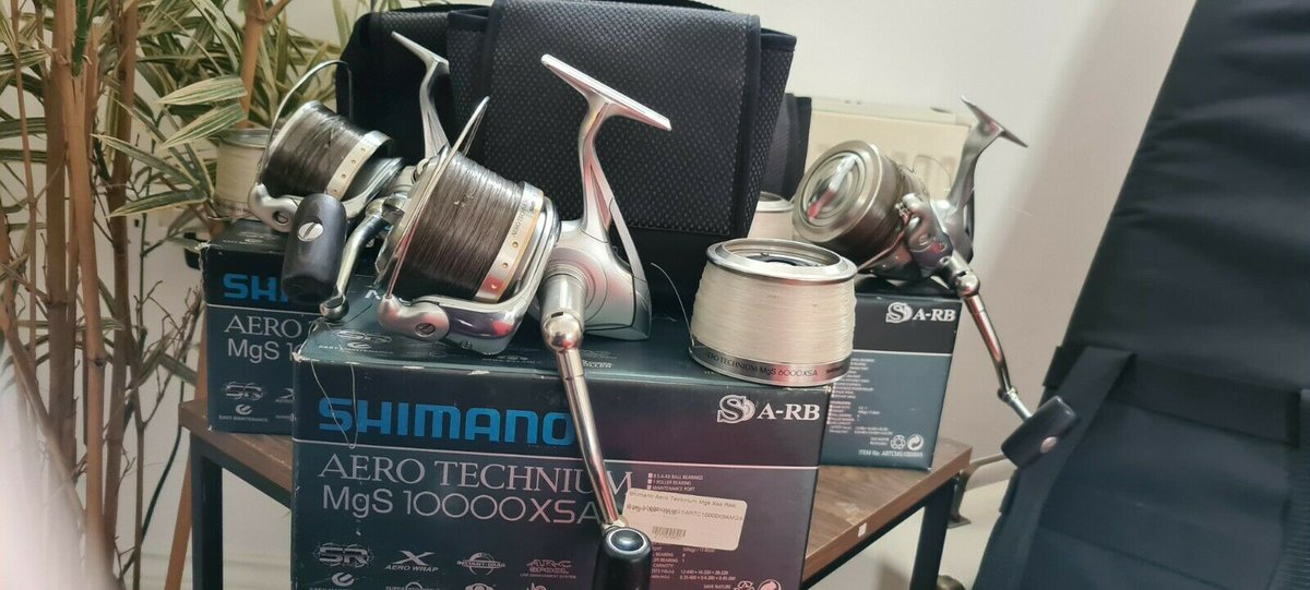 Ad - Shimano Aero Technium 10000 Mgs On eBay here -->> https://t.co/yoYOhlQlLf  #carpfishing h