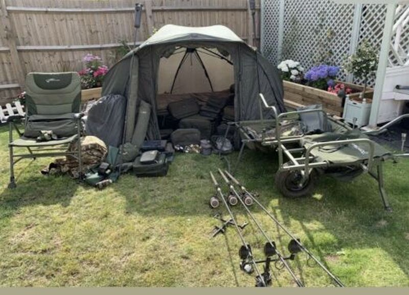 Ad - Carp fishing tackle - full <b>Set</b> up On eBay here -->> https://t.co/7KtFmMC3Ku  #carp