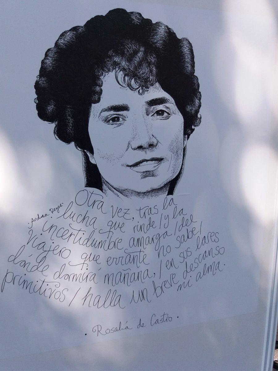test Twitter Media - En el #diadelasescritoras no podemos olvidar una figura clave de nuestras letras. Tanto con sus poemas como con sus prosas Rosalía de Castro va fraguando una voz universal que trasciende los límites de propia geografía. #YoLeoAutoras https://t.co/dN4e5hxGGa