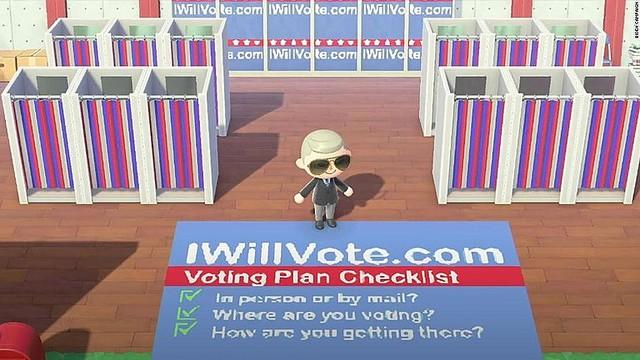 test ツイッターメディア - 【米大統領選】バイデン氏、『あつ森』に選挙本部を開設 https://t.co/GPeESusIZI  訪問したプレーヤーは選挙戦の手伝いを促されたり、投票を勧められたりするという。島の中にはアイスクリームスタンドなどもある。 https://t.co/mdsh6YO1dP
