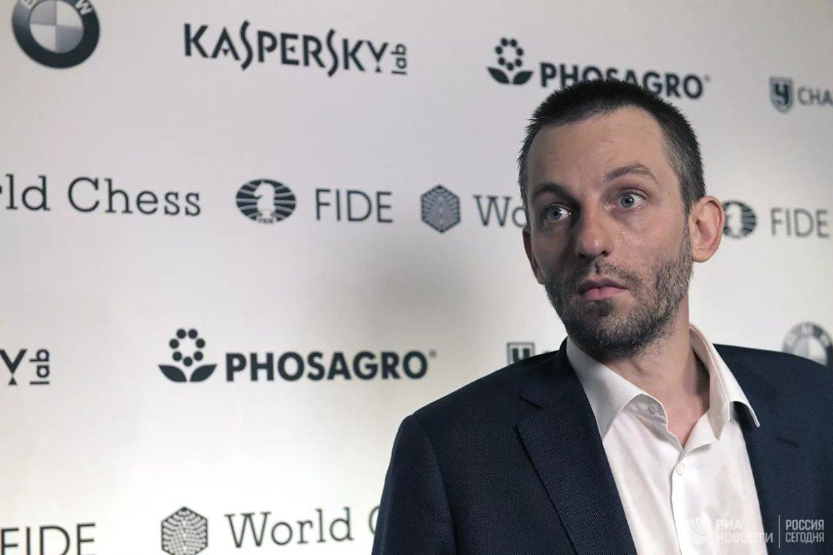 test Twitter Media - RT @rsportru: Грищук: FIDE будет сложно угодить всем участникам турнира претендентов https://t.co/UM0kdEMfkH https://t.co/IRVE9cmwvT
