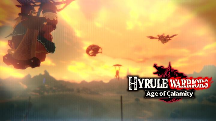 The Hyrule you know, a story you don't – meet familiar faces, discover hidden surprises and use Sheikah powers in ways you've never seen before!  #HyruleWarriors: Age of Calamity arrives on 11/20.