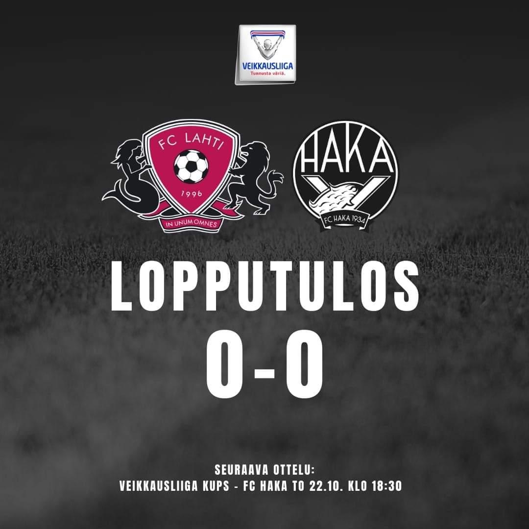 FC Haka Valkeakoski - Twitter