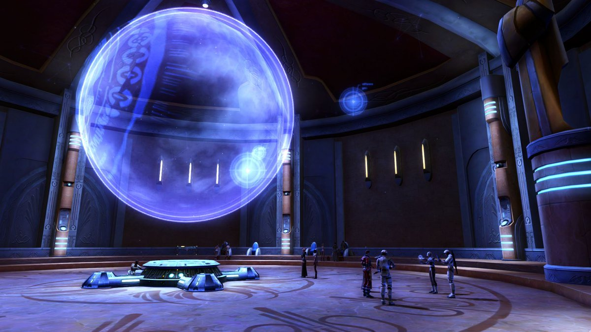 test Twitter Media - If you travel to Tython, do not forget to visit the Jedi Temple! When exploring the temple, be careful to not interrupt Jedi who trains in the housing meditation rooms or lecture theaters. https://t.co/ujhSdGOX4y