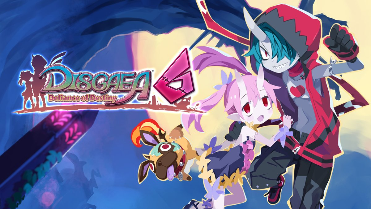 Zombies? Family bonds? Underdog stories with ACTUAL dogs? Disgaea 6: Defiance of Destiny truly has everything, dood! Are you ready to give SRPGs a serious punch to the throat? #Disgaea6