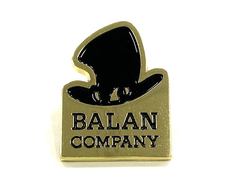⭐フォロー&RTでピンバッジが当たる⭐ @BALANWWORLD_JP をフォローして、このツイートをRTすると抽選で50名様に、『BALAN COMPANY ピンバッチ』が当たる🎉 これであなたもBALAN COMPANYの一員に👀🎩  #BalanWonderworld #バランワンダーワールド