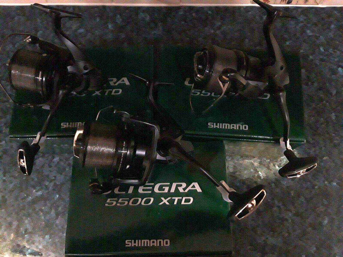 Ad - 3 X Shimano Ultegra 5500 XTD Reels  On eBay here -->> https://t.co/pyBQpucrzQ  #carpfishi