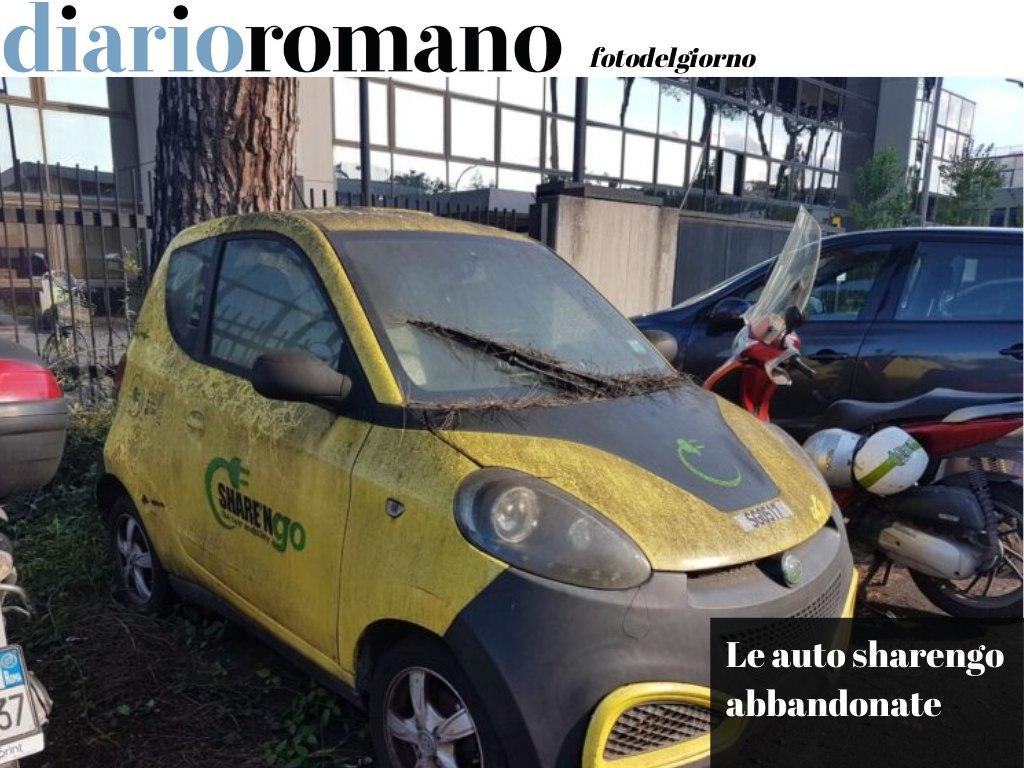 test Twitter Media - Da quando #Sharengo si è ritirata dal mercato, alcune auto sono rimaste sul territorio. Qui via Boccanelli, al Salario. Chi le rimuove? #Roma #fotodelgiorno 📸 https://t.co/txCwXt3OST