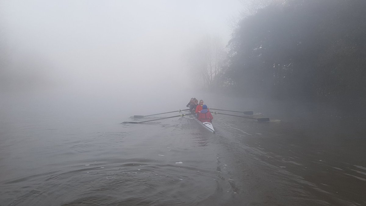 test Twitter Media - RT @SportFocussed: Glorious day to be out on the water coaching even if it is 1°C and misty! https://t.co/EgTrEGgwd6