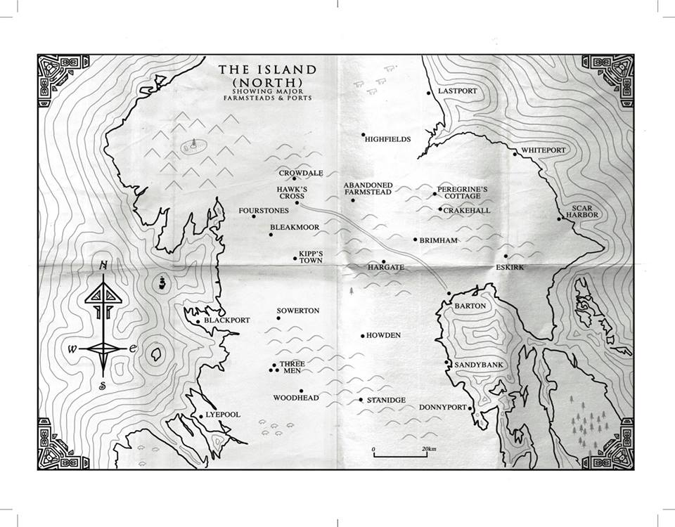 test Twitter Media - @ReviewsBluebird @TripFiction @WhoIsJensine Oh, and my first book THE WAKING WORLD was set in very-far-future Yorkshire. That one had a map too... https://t.co/DZDoeMfMrz