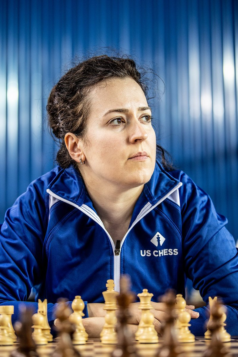 test Twitter Media - Irina Krush wins 2020 US Women's Championship claiming her 8th title! 🏆   It was a 12-player round-robin event, and she scored 8.5/11 undefeated. https://t.co/OY5be1VpZg  #USchess #USChessChamps https://t.co/ar5RH1eUOG