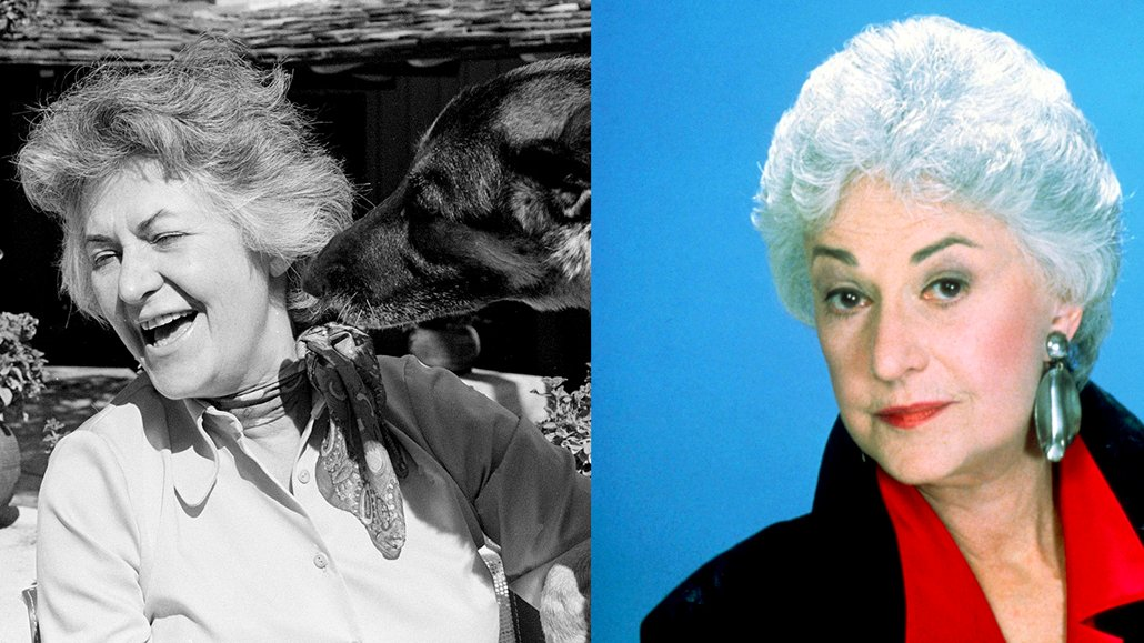 """Bea Arthur from """"The Golden Girls"""" was a truck driver in the Marine Corps during World War II. She was stationed at army bases in Virginia and North Carolina.  While serving, Arthur worked her way up from corporal to sergeant to staff sergeant."""
