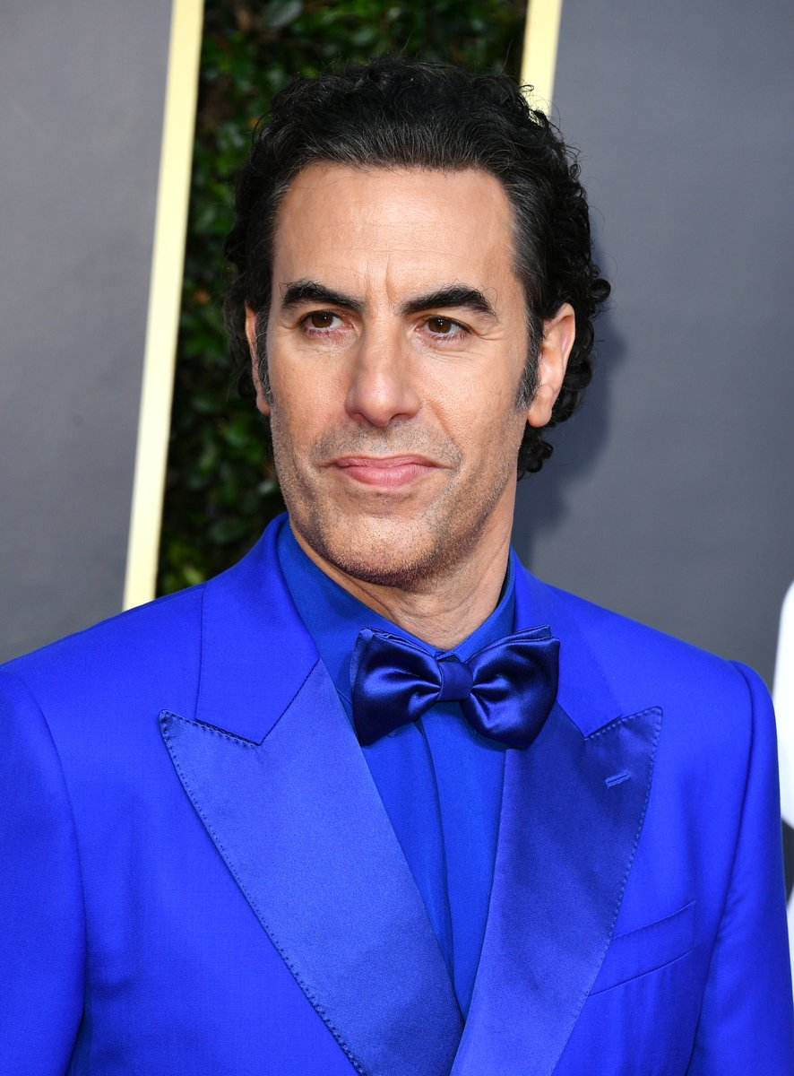"""Sacha Baron Cohen fires back at Trump: """"I admit, I don't find you funny either. But yet the whole world laughs at you.""""   More:"""