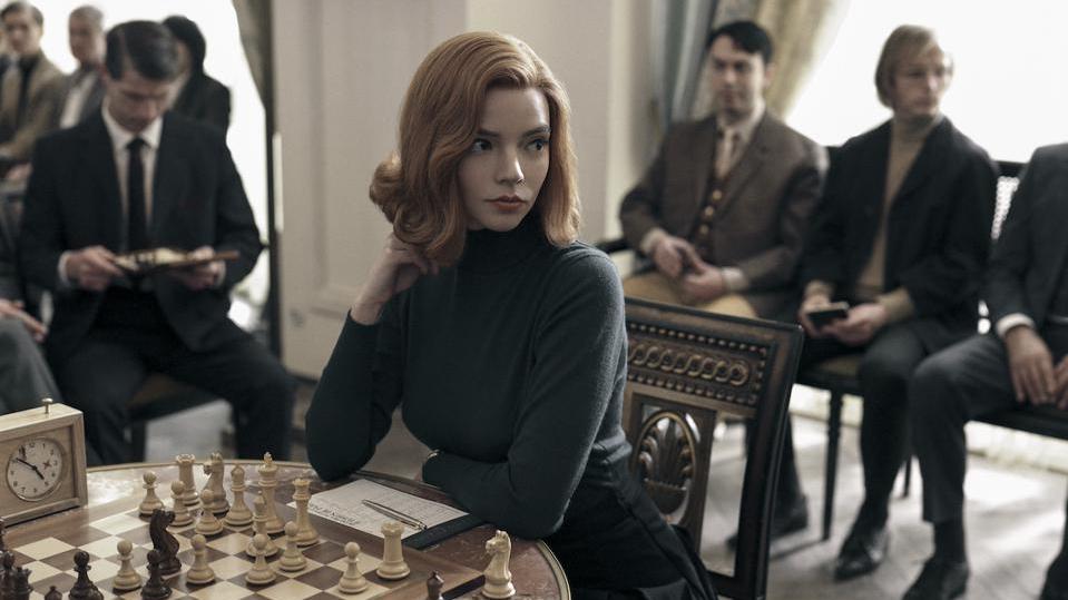 The Netflix series 'The Queen's Gambit' explores the true cost of genius
