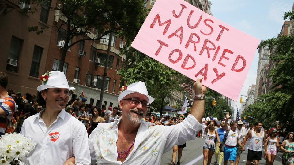 More Americans support same-sex marriage than ever before
