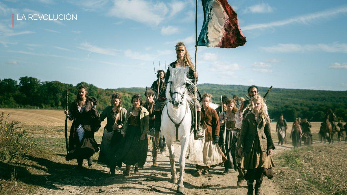 Lo que sí es #LaRevolución es la fotografía desde el primer episodio.