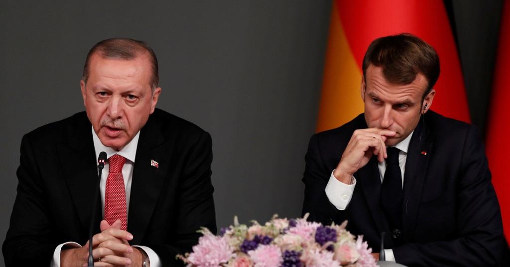 Turkey's President Recep Tayyip Erdogan says Emmanuel Macron 'needs treatment' over attitude to Muslims
