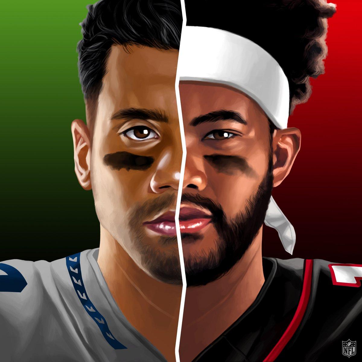 Russ vs. Kyler on #SNF 🍿  #Seahawks | #RedSea   📺: #SEAvsAZ -- Tonight 8:20pm ET on NBC 📱: NFL app // Yahoo Sports app
