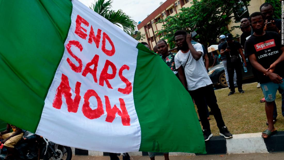 Nigeria's youth finds its voice with the EndSARS protest movement   Analysis by @StephanieBusari