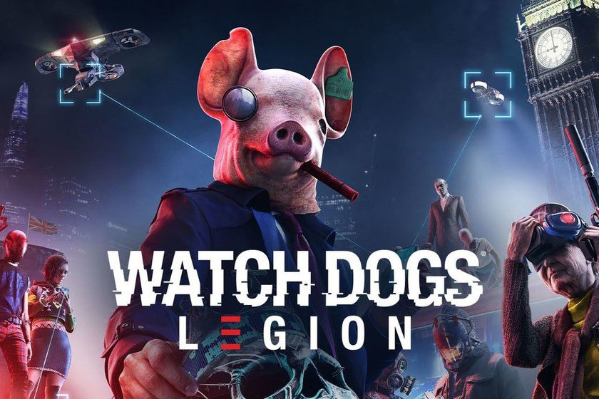 Who wants to win 1 of 3 copies of Watch Dogs Legion on the platform of your choice? To enter all you have to do is like and retweet this tweet and follow me on Instagram (link in bio) winner announced Friday!  #giveaway #GiveawayAlert #giveaways #pc #xbox #playstation #games