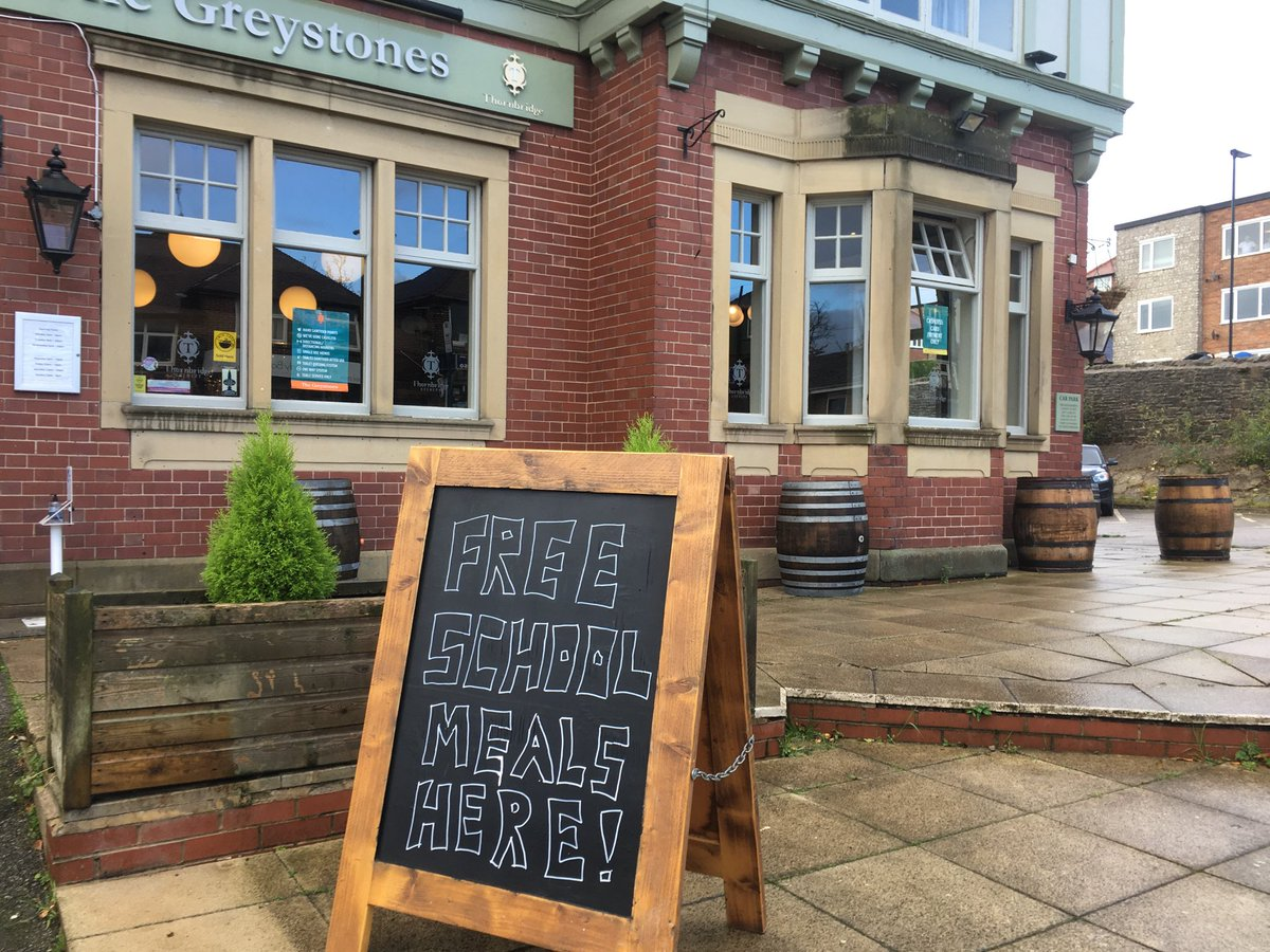test Twitter Media - RT @martinfisheritv: Sheffield pub offering free school lunches over half term.⁦@itvcalendar⁩ https://t.co/Pen6L8C3gZ