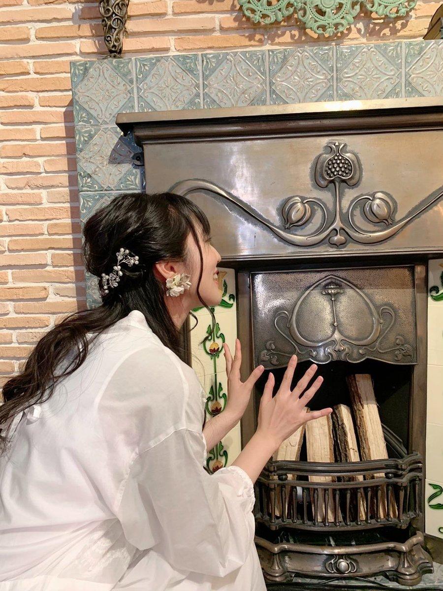 石川由依の10月26日のツイッター画像