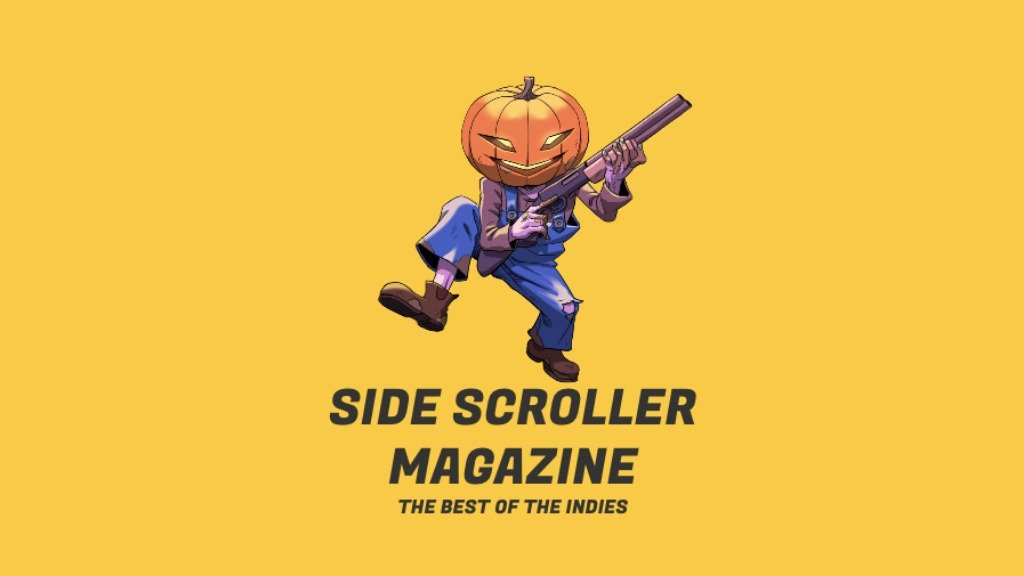 SIDE SCROLLER MAGAZINE (issue 2 Oct 2020)   Available now for FREE ! Go check it out ! 💀🎃  HERE--->   #SideScrollerMagazine #IndieWorldOrder
