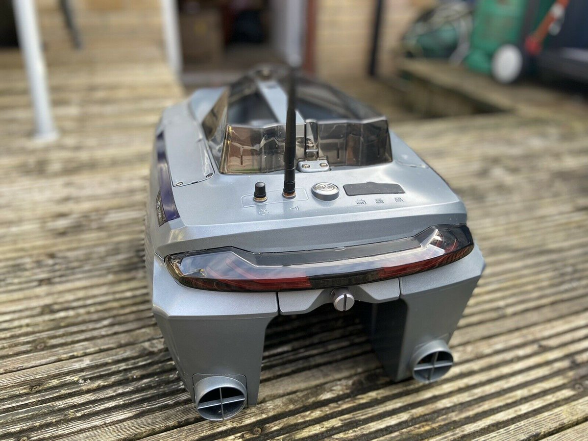 Ad - ND TACKLE SMART BAIT BOAT- GPS AND AUTOPILOT On eBay here -->> https://t.co/wzARidCBkX  #
