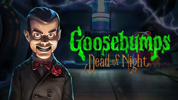 🚨 #Halloween #Giveaway 🚨  RT & Follow me and @ttothetim  for a chance to #win  Goosebumps Dead of Night #Xbox Winner picked Friday October 30th