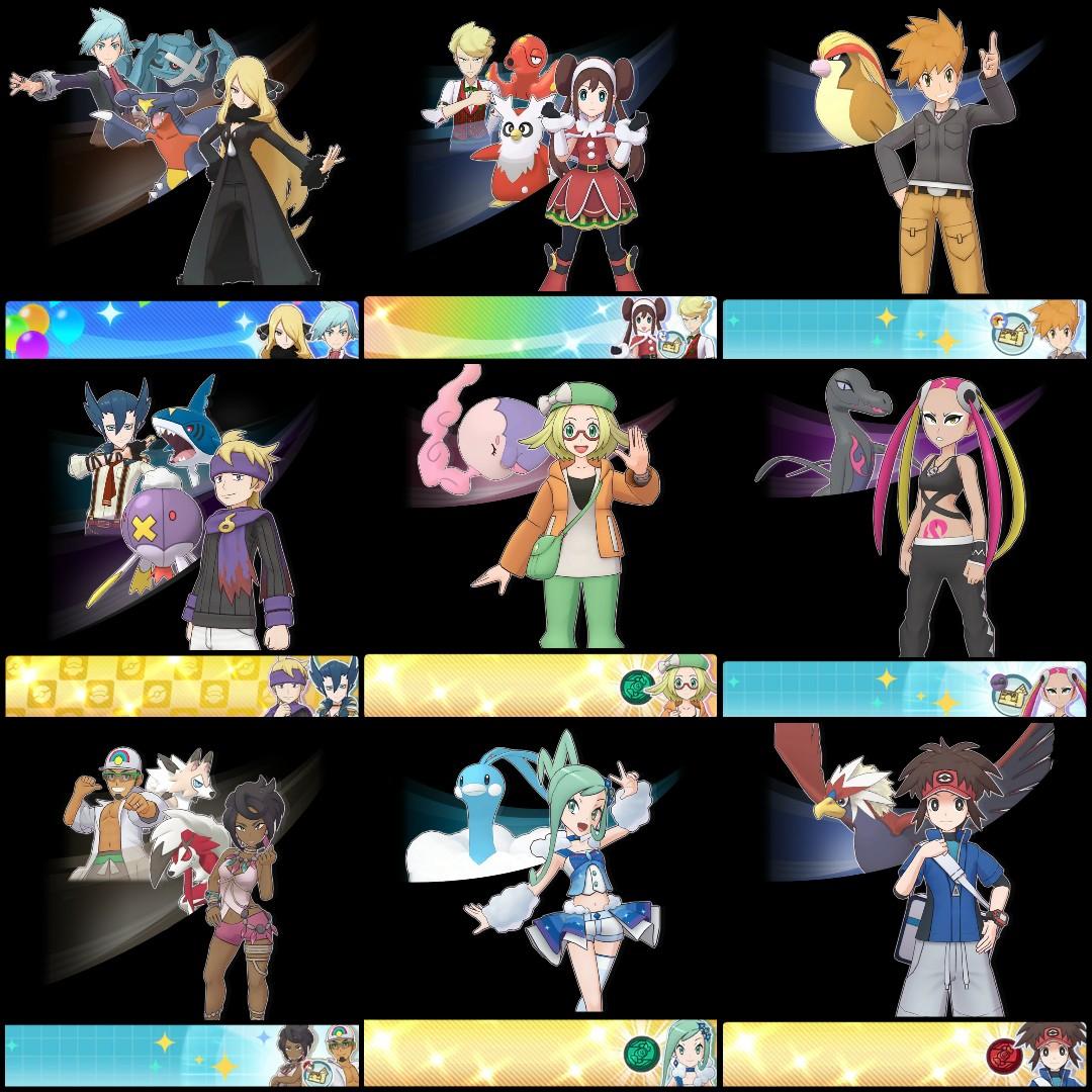 All Spotlight Scout v.2.2.0  🆕New: Nate, Bianca, Lisia  Date & Time   #ポケマス #ポケマスEX #PokemonMasters #PokemonMastersEX #PMEXSpoiler